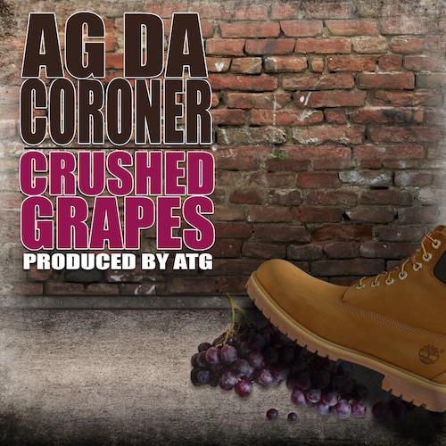AG Da Coroner Crushed Grapes