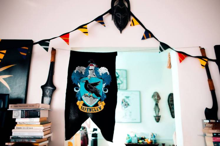 Harry Potter, Baby Shower, Wizarding Baby Shower, Harry Potter Themed Baby Shower, Ravenclaw
