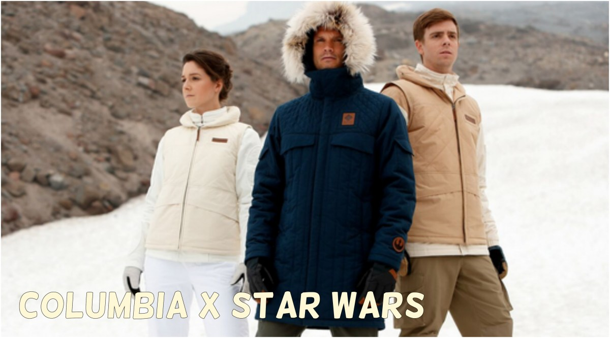 Columbia X Star Wars