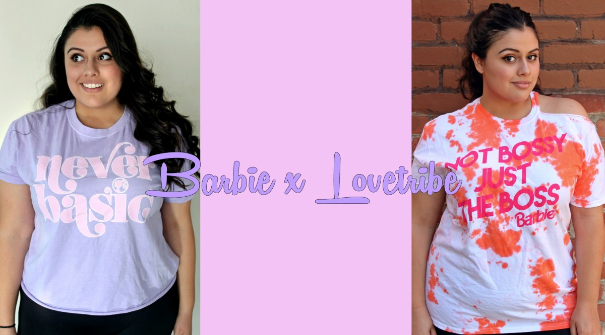 LoveTribe x Barbie