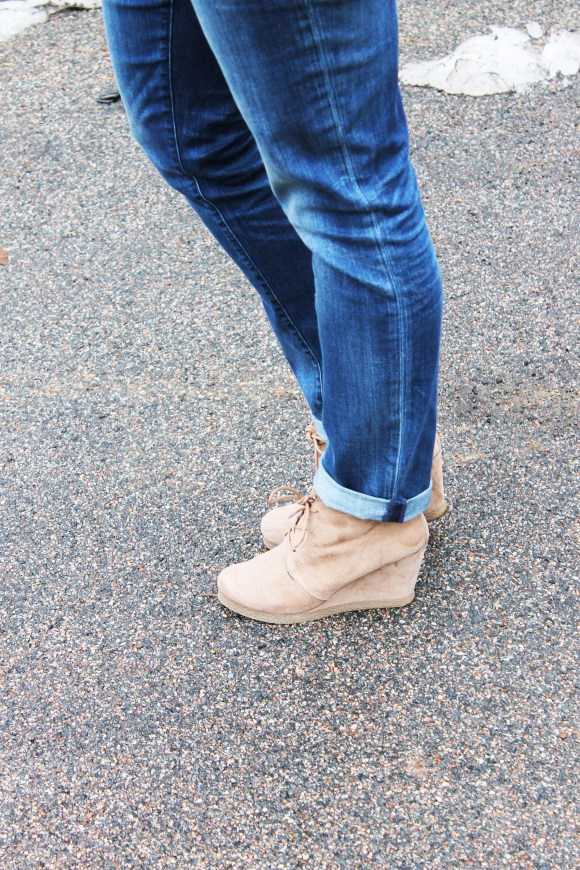 merona.booties.wedge.1969.girlfriend.jeans.gap1