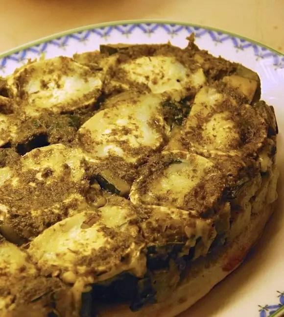 tatin-de-courgette-au-chevre-pesto