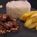 canard teriyaki frites mangues 150x150 Index des recettes