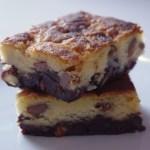 Brookies (gâteau mi-brownie, mi-cookies)