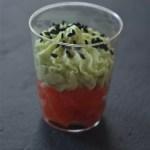 Chantilly au wasabi