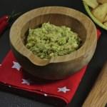 Guacamole (la vraie recette traditionnelle)