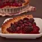 Tarte fruits rouges pate avoine macadamia 150x150 Index des recettes