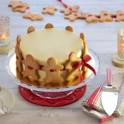 Gâteau guirlande de pains d'épices