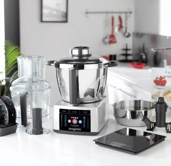 magimix cook expert anne sophie fashion cooking. Black Bedroom Furniture Sets. Home Design Ideas