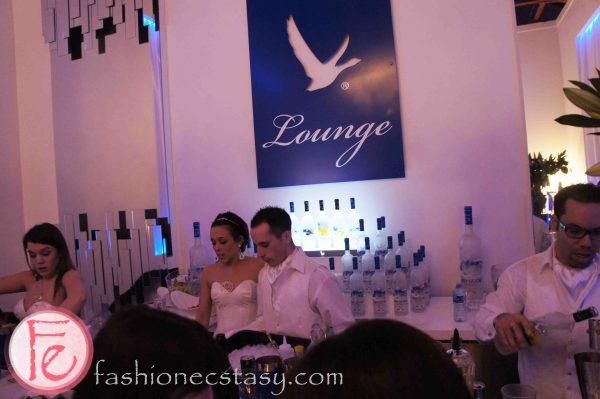 Grey Goose Lounge at Muzik Launch