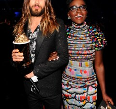 MTV MOVIE AWARDS Jared Leto e Lupita