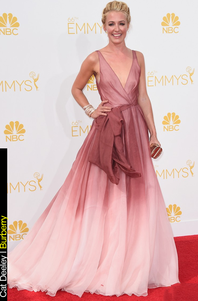Emmy Awards 2014 Looks Cat Deeley