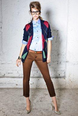 Barbara Palvin for DSquared2 Pre Fall 2012 by Lorenzo Marcucci