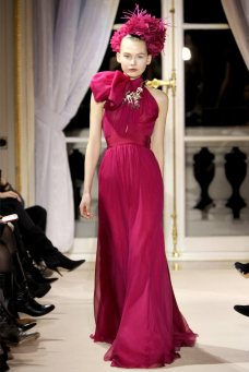 Giambattista Valli Spring 2012 Couture | Paris Haute Couture