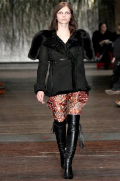 Altuzarra Fall 2012 | New York Fashion Week