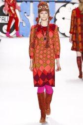 Anna Sui Fall 2012   New York Fashion Week