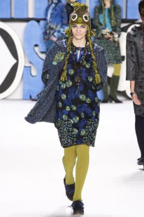 Anna Sui Fall 2012 | New York Fashion Week