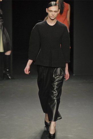 Calvin Klein Fall 2012 | New York Fashion Week