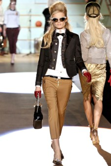 DSquared2 Fall 2012 | Milan Fashion Week