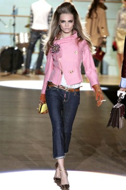 DSquared2 Fall 2012 | Milan Fashion Week