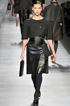 Fendi Fall 2012 | Milan Fashion Week