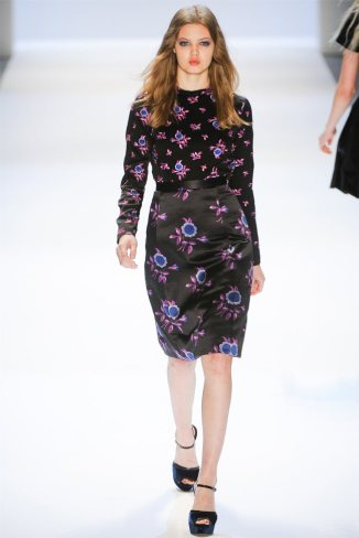 Jill Stuart Fall 2012 | New York Fashion Week
