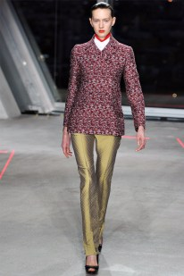 Jonathan Saunders Fall 2012 | London Fashion Week
