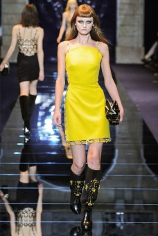 Versace Fall 2012 | Milan Fashion Week