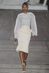 Zac Posen Fall 2012 | New York Fashion Week