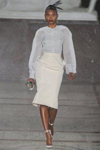 Zac Posen Fall 2012   New York Fashion Week