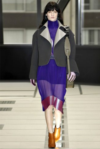 Balenciaga Fall 2012 | Paris Fashion Week