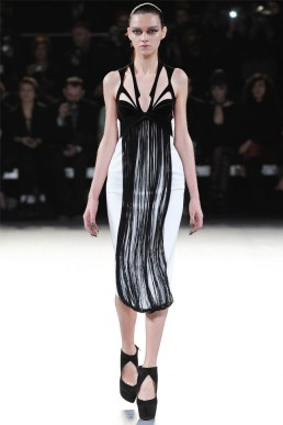 Mugler Fall 2012 | Paris Fashion Week