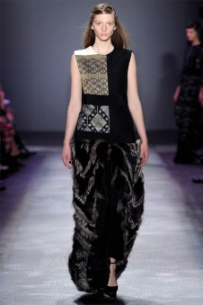 Giambattista Valli Fall 2012 | Paris Fashion Week