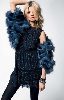 Magdalena Frackowiak & Toni Garrn for Juicy Couture Fall 2012 Lookbook