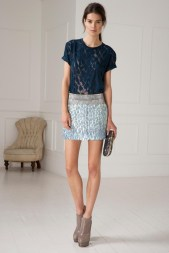 Matthew Williamsons Resort 2013 Collection Features Natural & Geometric Prints