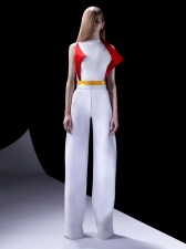 Muglers Resort 2013 Collection Is Japanese Inspired With Futuristic Appeal