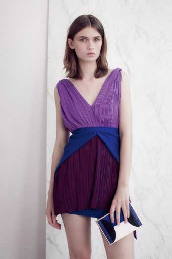 Vionnets Resort 2013 Collection Offers Airy & Modern Femininity