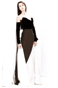 Sarah Baadarani Fall/Winter 2013 Collection