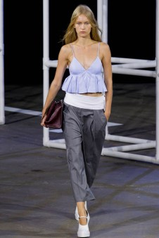 Alexander Wang Spring 2014   New York Fashion Week