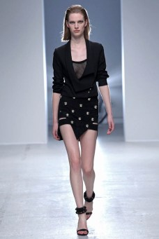 Anthony Vaccarello Spring/Summer 2014 | Paris Fashion Week