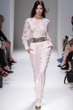Balmain Spring/Summer 2014 | Paris Fashion Week