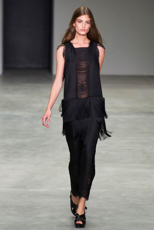 Calvin Klein Collection Spring 2014