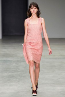 Calvin Klein Collection Spring 2014 | New York Fashion Week