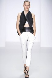 David Koma Spring 2014 | London Fashion Week