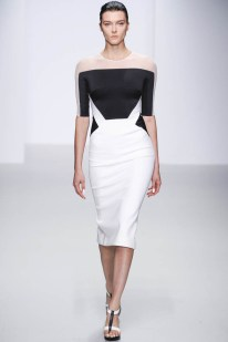 David Koma Spring 2014 | London Fashion Week