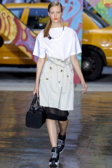 DKNY Spring 2014 | New York Fashion Week