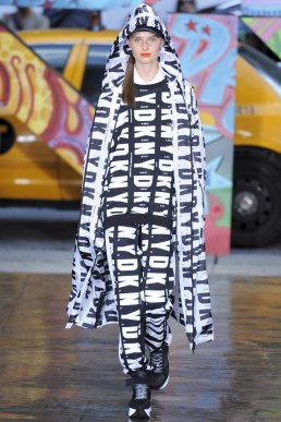 DKNY Spring 2014 | New York Fashion Week
