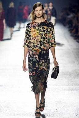 Dries van Noten Spring/Summer 2014 | Paris Fashion Week