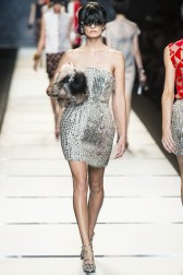 Fendi Spring 2014 | Milan Fashion Week