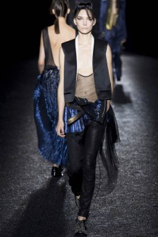 Haider Ackermann Spring/Summer 2014 | Paris Fashion Week